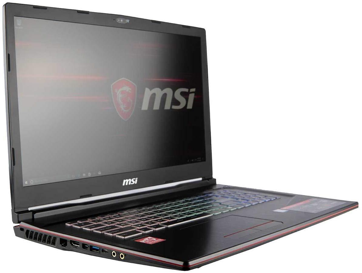 MSI GP73 Leapord Gaming Laptop