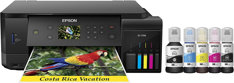 Epson Expression Premium ET-7700 EcoTank
