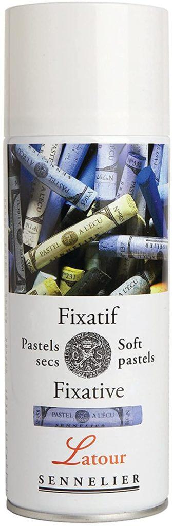 Sennelier Latour Spray Fixative