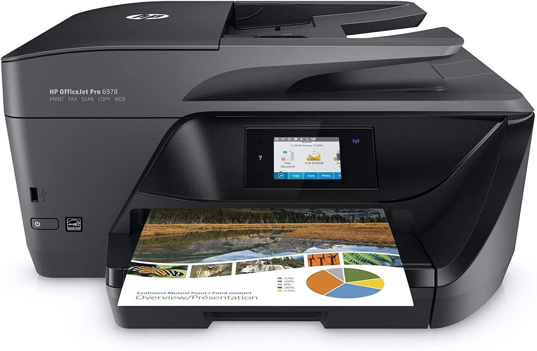 HP OfficeJet Pro 6978 All-in-1 Wireless Printer